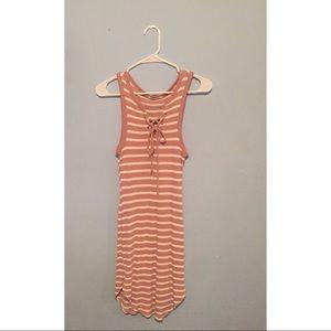 Striped Summer Dress 🌺